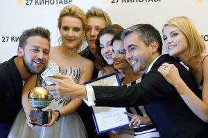 Морсков с призом