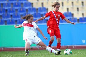 Россия - Турция. 1-й отборочный раунд EURO U-17. Ульяновск, Россия.